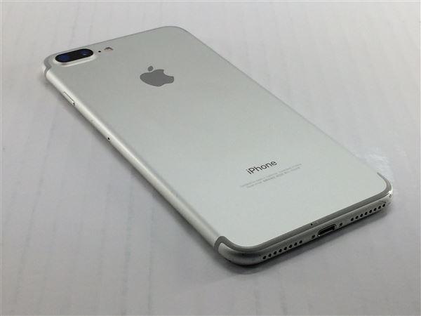 【中古】【安心保証】 SoftBank iPhone7Plus[128G] シルバー