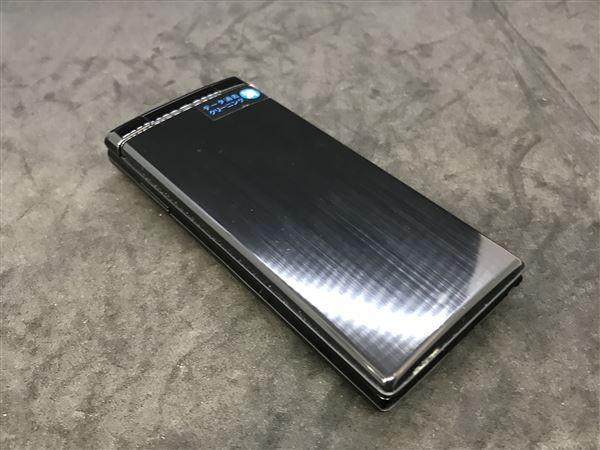【中古】【安心保証】 SoftBank 501KC ブラック