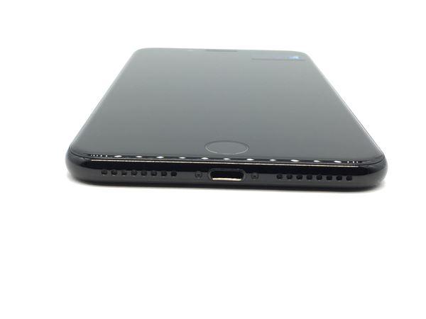 【中古】【安心保証】 au iPhone7Plus[128G] ジェット SIMロック解除済