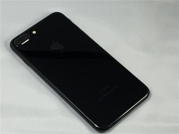 【中古】【安心保証】 au iPhone7Plus[256G] ジェット SIMロック解除済