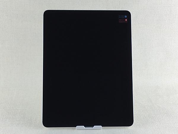 【中古】【安心保証】 au iPadPro 3ー12.9[セルラー64G] シルバー