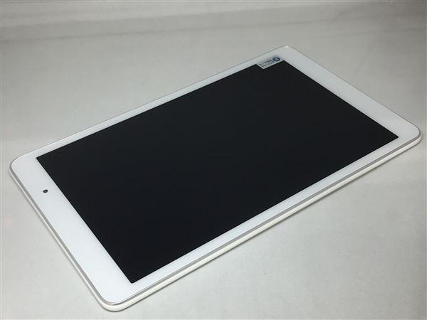 【中古】【安心保証】 SoftBank MediaPad T2 Pro ホワイト