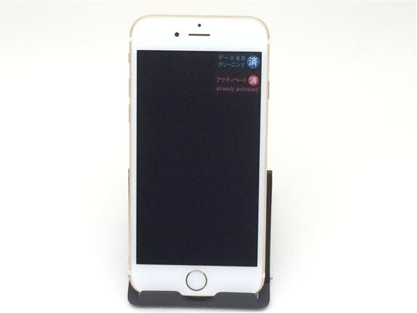 【中古】【安心保証】 SoftBank iPhone6s[32G] ゴールド