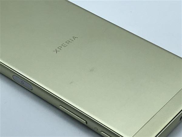 【中古】【安心保証】 SoftBank Mobile Xperia X Performance 502SO