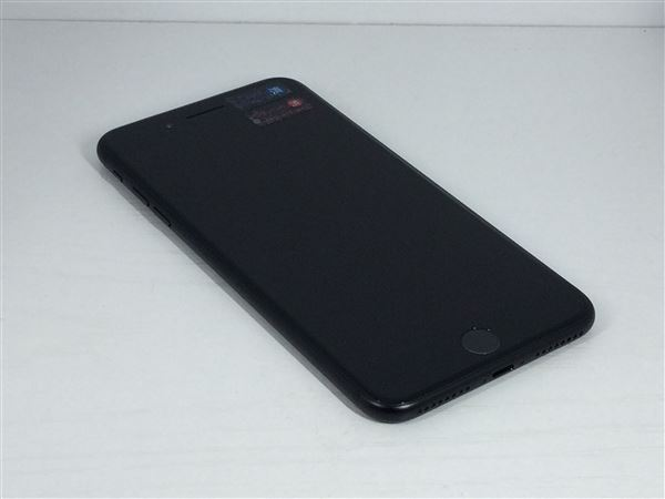 【中古】【安心保証】 SoftBank iPhone7Plus[128G] ブラック SIMロック解除済