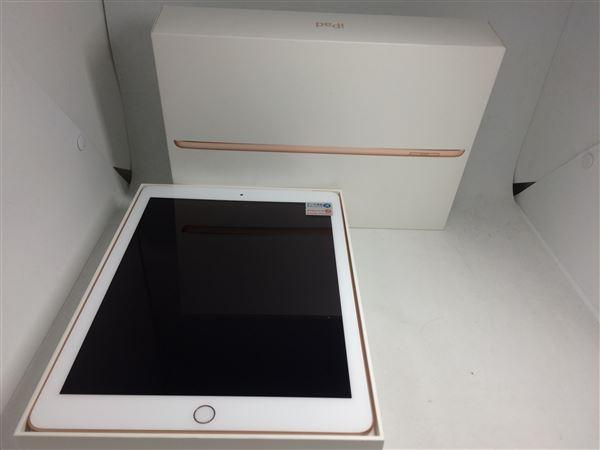 【中古】【安心保証】 SoftBank 9.7iPad 6[セルラー128G] ゴールド