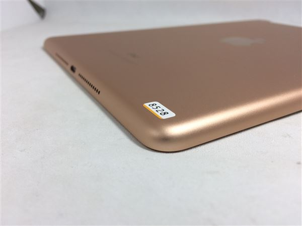 【中古】【安心保証】 au 9.7iPad 6[セルラー32G] ゴールド