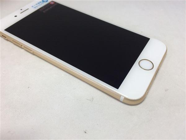 【中古】【安心保証】 docomo iPhone6s[64G] ゴールド SIMロック解除済