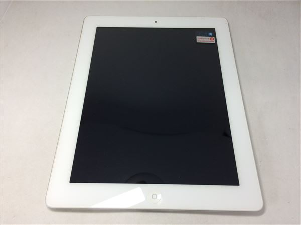 【中古】【安心保証】 SoftBank iPad3[セルラー16G] ホワイト