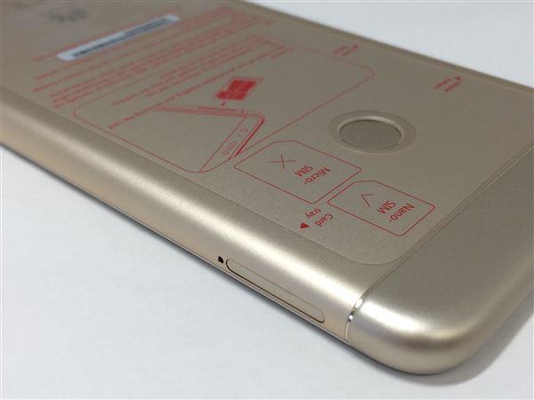 【中古】【安心保証】 SoftBank novalite2 ゴールド