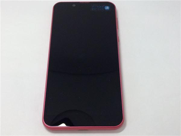 【中古】【安心保証】 SoftBank AndroidOne S5 ローズピンク