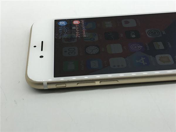 【中古】【安心保証】 SoftBank iPhone6s[32G] ゴールド SIMロック解除済