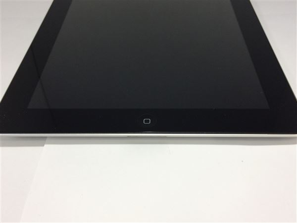 【中古】【安心保証】 SoftBank iPad3[セルラー64G] ブラック