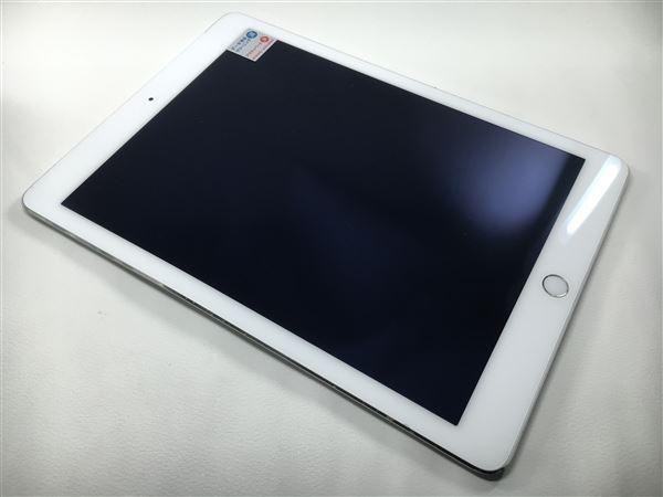【中古】【安心保証】 SoftBank iPadAir 2[4G64G] シルバー