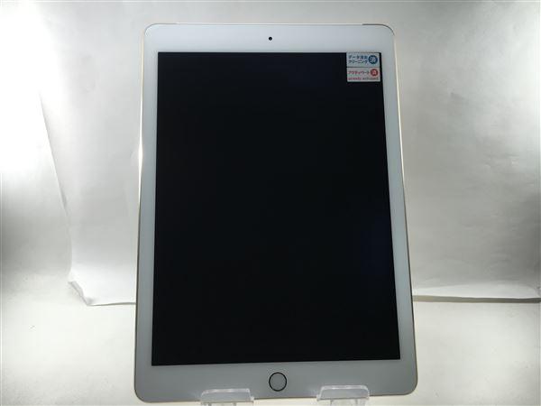 【中古】【安心保証】 au iPadAir 2[4G32G] ゴールド