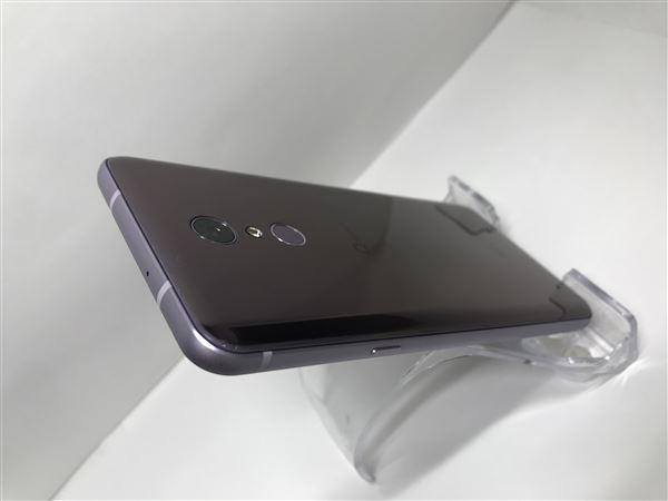 【中古】【安心保証】 Y!mobile 801LG ラベンダー