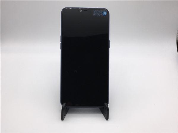 【中古】【安心保証】 SIMフリー R15 Neo[4G] ダイヤモンドブルー