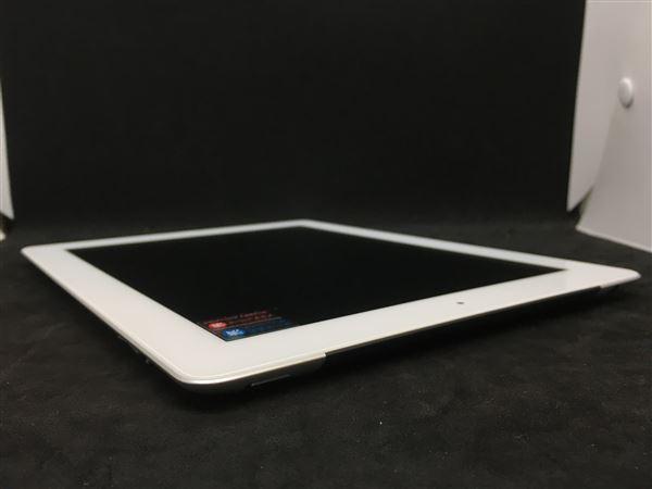 【中古】【安心保証】 SoftBank iPadRetina 4[セルラー16G] ホワイト
