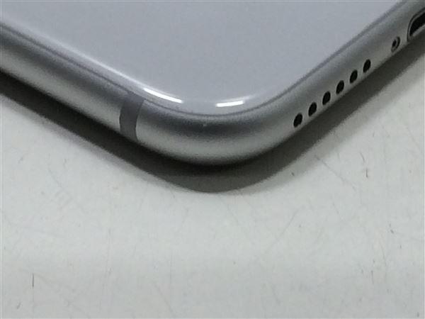 【中古】【安心保証】 docomo iPhone8[256G] シルバー