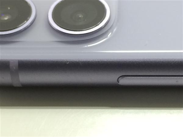【中古】【安心保証】 SoftBank iPhone11[64G] パープル SIMロック解除済
