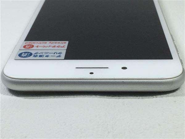 【中古】【安心保証】 au iPhone7Plus 128GB シルバー SIMロック解除済