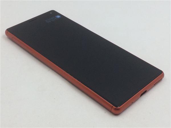 【中古】【安心保証】 Y!mobile 902SO オレンジ