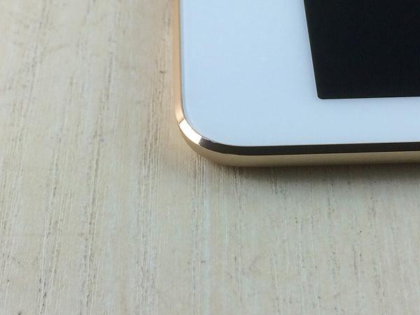 【中古】【安心保証】 au iPadPro 1ー9.7[セルラー32G] ゴールド
