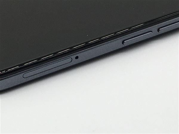 【中古】【安心保証】 SIMフリー CPH2099BL ネービーブルー 楽天モバイル版