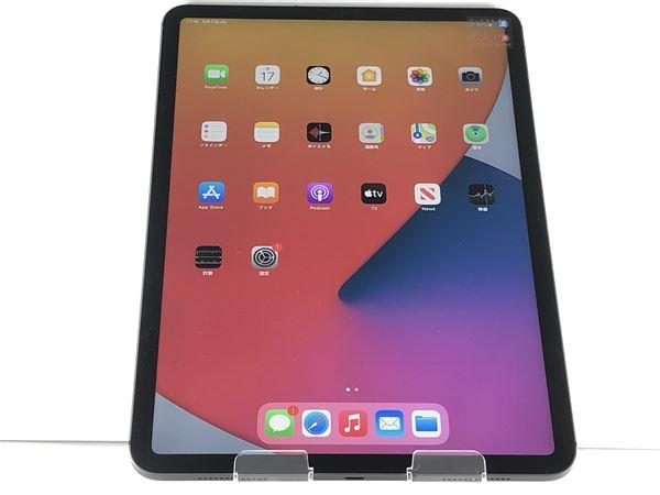 【中古】【安心保証】 iPadPro 11インチ 第2世代 512GB セルラー docomo スペースグレイ