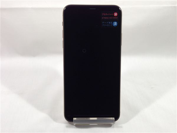 【中古】【安心保証】 docomo iPhone11 Pro Max[64G] ゴールド