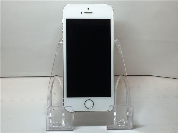 【中古】【安心保証】 docomo iPhone5s[16G] シルバー