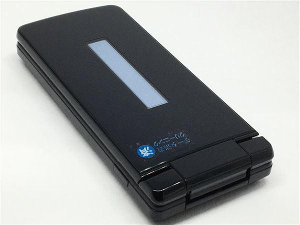 【中古】【安心保証】 SoftBank 805SH ブラック