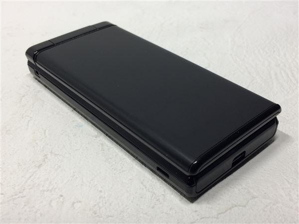 【中古】【安心保証】 SoftBank 701KC ブラック