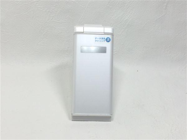 【中古】【安心保証】 SoftBank 701KC ホワイト