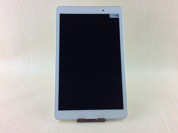 【中古】【安心保証】 MediaPad T2 10.0 シロ