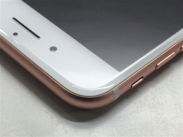 【中古】【安心保証】 SIMフリー iPhone7Plus[32G] ローズ