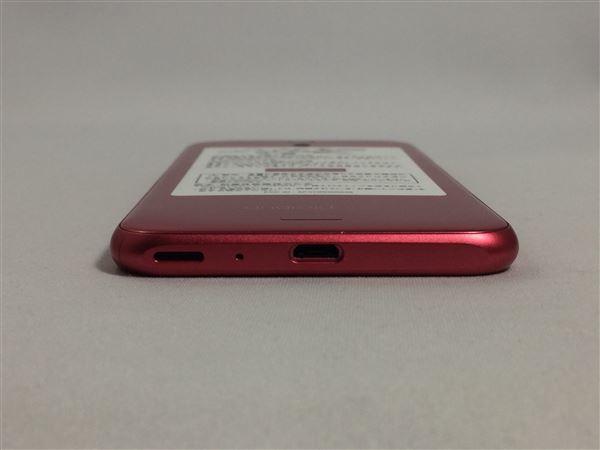 【中古】【安心保証】 Y!mobile Android One S1 ピンク