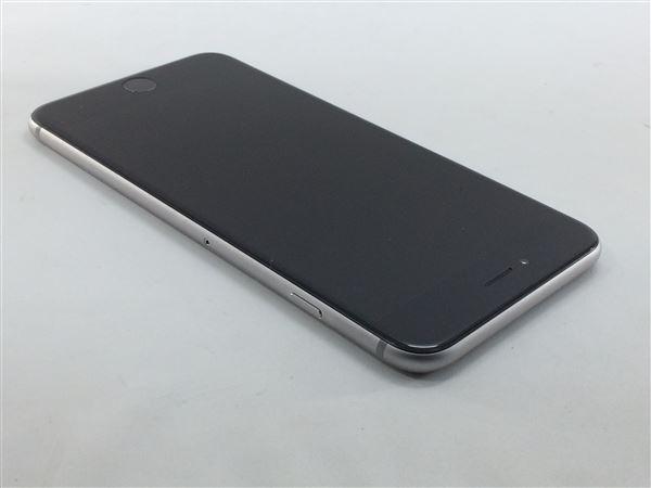 【中古】【安心保証】 docomo iPhone6Plus[64G] スペースグレイ
