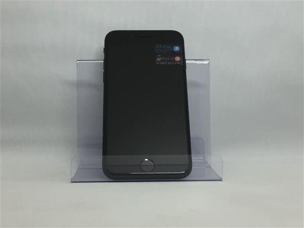 【中古】【安心保証】 SIMフリー iPhone7[32G] ブラック