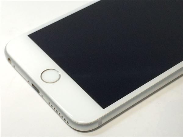 【中古】【安心保証】 SoftBank iPhone6sPlus[64G] シルバー SIMロック解除済