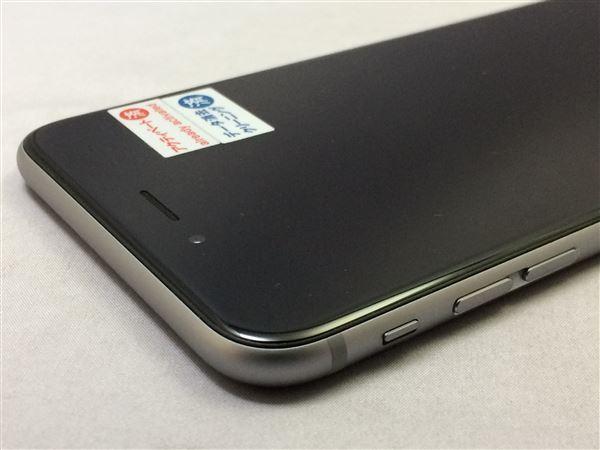 【中古】【安心保証】 SoftBank iPhone6sPlus[128G] スペースグレイ SIMロック解除済