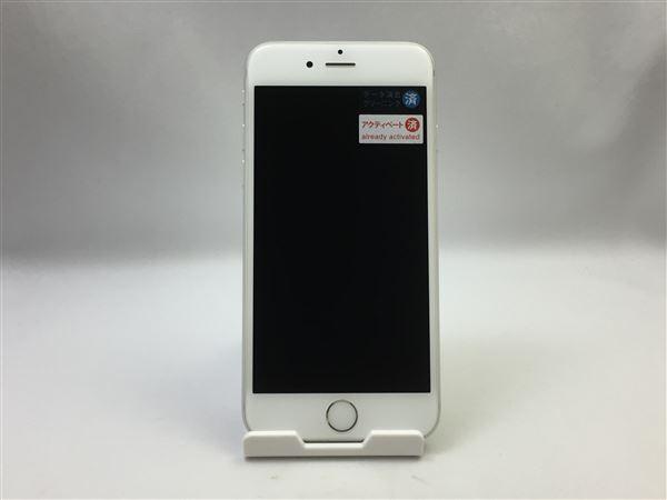 【中古】【安心保証】 SoftBank iPhone6s[64G] シルバー SIMロック解除済