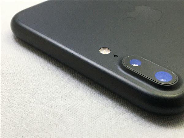 【中古】【安心保証】 docomo iPhone7Plus[128G] ブラック