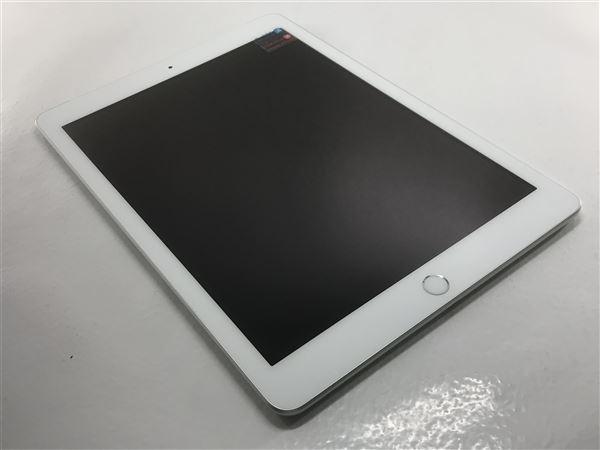 【中古】【安心保証】 docomo 9.7iPad 6[セルラー32G] シルバー