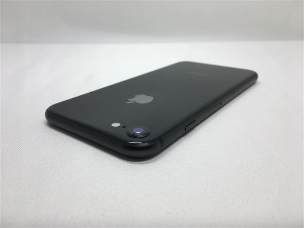 【中古】【安心保証】 au iPhone8[256G] スペースグレイ SIMロック解除済