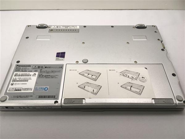 【中古】【安心保証】 Panasonic ノートPC CF-AX3SDLTC