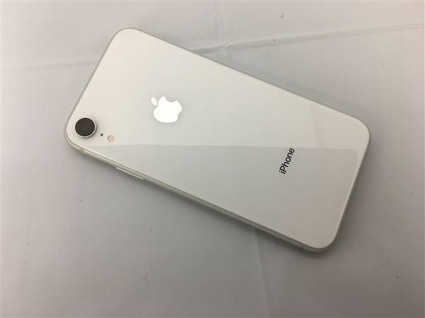 【中古】【安心保証】 SoftBank iPhoneXR[128GB] ホワイト