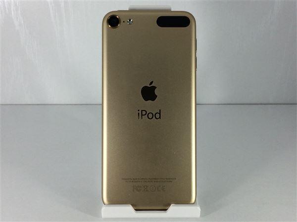【中古】【安心保証】 iPodtouch_6[32GB](ゴールド)MKHT2J