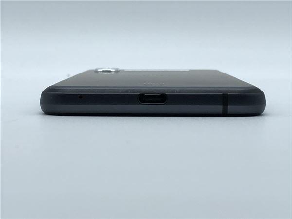 【中古】【安心保証】 SIMフリー SHーM12 ブラック