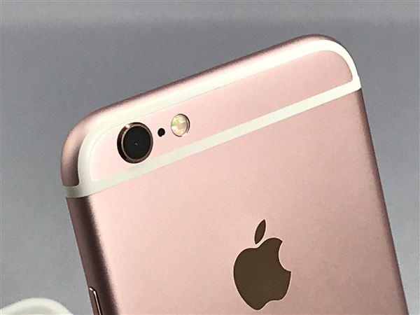 【中古】【安心保証】 docomo iPhone6s 32GB ローズゴールド